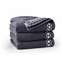 Полотенце для лица темно-серое 50*90 Zen ZWOLTEX