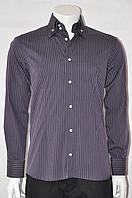 Рубашка фиолетовая 48 рзм.