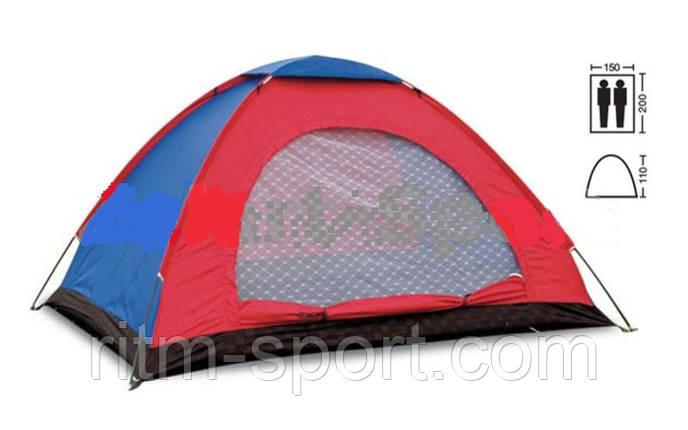 Палатка 2-х местная SY-004 , фото 2