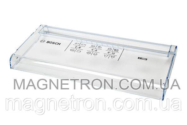 Панель (нижнего) ящика для морозильной камеры Bosch 664381, фото 2