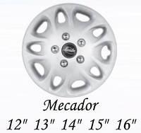 Колпаки на колеса Mecador  R17
