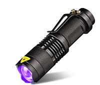 Ультрафиолетовый фонарь с функцией зума, фото 1