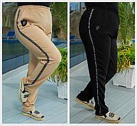 Жіночі брюки Батал до 58 р 19575, фото 1