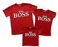 Комплект семейных футболок -  Boss