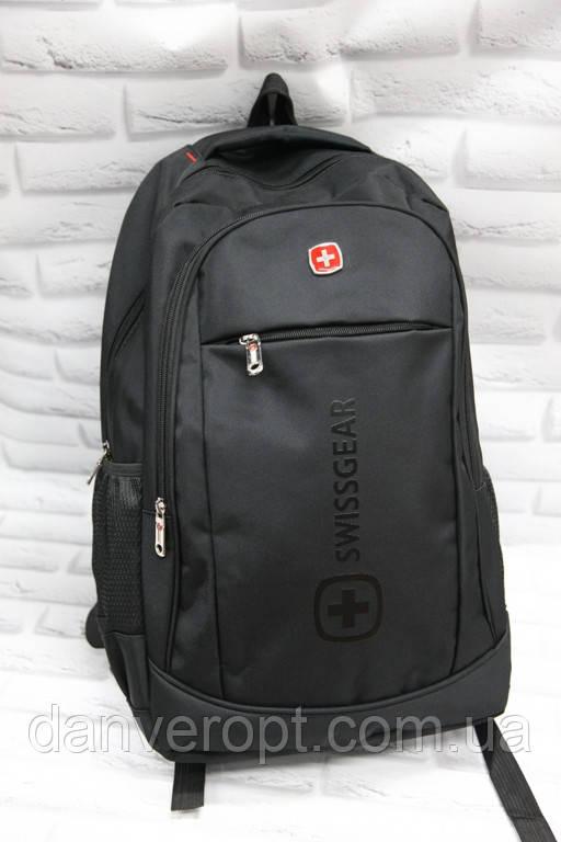 Рюкзак мужской швейцарский школьный стильный размер 34x48 купить оптом со склада 7км Одесса