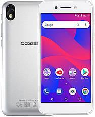 Смартфон  Doogee X11 8Gb Цвета: Silver, Black, фото 2