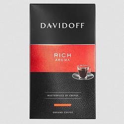 Молотый кофе Davidoff Rich Aroma 250 грамм Швейцария