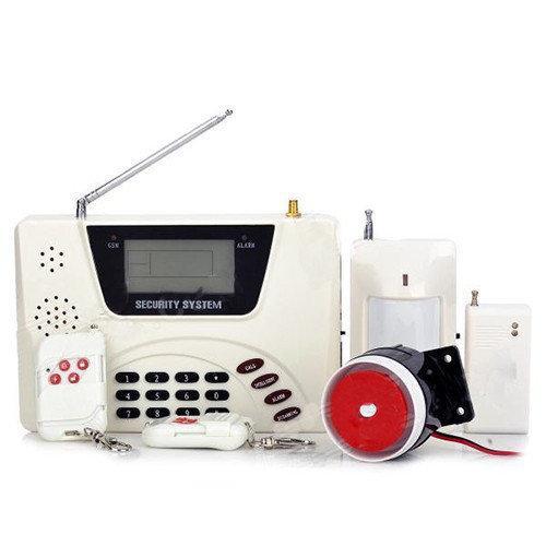 Охоронна сигналізація GSM 360 RU 433 Alarm для вашого дому / офісу / інше