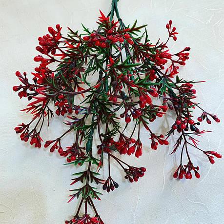 Декоративный куст-дополнитель (красный ), фото 2