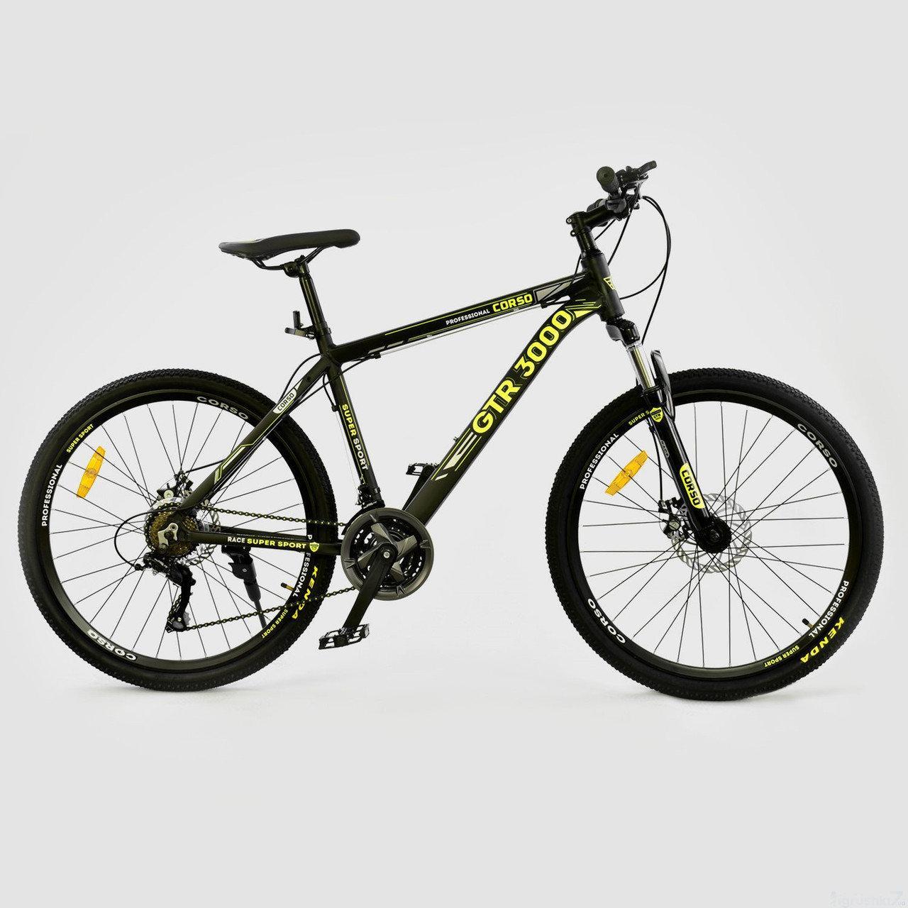 Горный велосипед CORSO GTR-3000 26