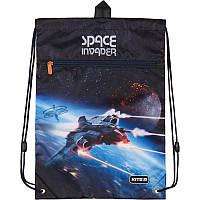 Сумка для обуви с карманом Kite 601 Space trip K19-601M-4, фото 1