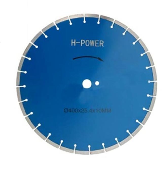 Алмазный диск для швонарезчика 400 мм HONKER (H-power)