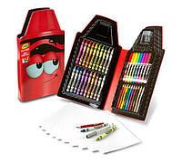 Набор Крайола для творчества Crayola Tip Tool Kit красый 50 предметов