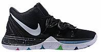 Баскетбольные кроссовки Nike Kyrie 5 Black White РЕПЛИКА
