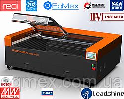 Станок для лазерной резки фанеры с ЧПУ, Лазерный Гравер Laser ESG-1000 CO2 (6595$)