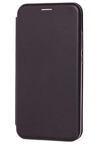 Чехол (книжка)  премиум для Xiaomi Redmi Note 7 черная