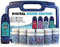 Фотометр для анализа воды хлор/pH, Chlorine eXact® EZ в наборе. 5 параметров воды.