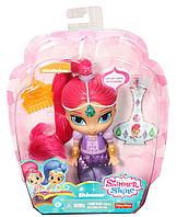 Кукла Шиммер из мф Шиммер и Шайн Мерцание и Блеск Fisher-Price Nickelodeon Shimmer & Shine, Shimmer DLH56