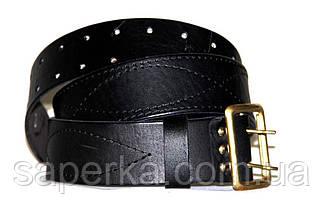 Офицерский ремень портупея черный, фото 2