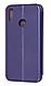 Чехол (книжка)  премиум для Xiaomi Redmi Note 7  синяя, фото 3