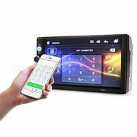 Автомагнитола 7010G сенсорный экран + gps 2Din