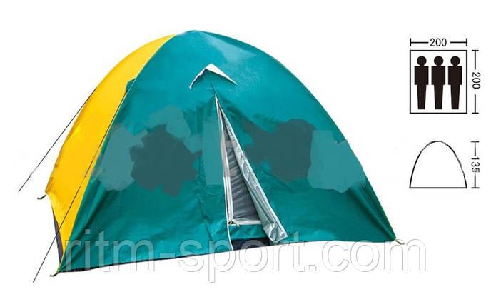 Палатка 3-х местная SY-029, фото 2