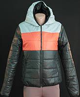Куртка на синтепоне теплая