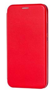 Чехол (книжка) премиум для Xiaomi Redmi  7 красная