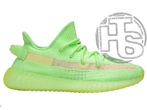 Женские кроссовки Adidas Yeezy Boost 350 V2 Glow EG5293