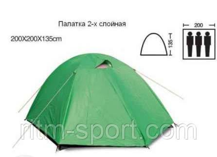 Палатка 3-х местная SY-007, фото 2