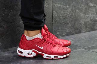 Кроссовки мужские красные Nike Air Max 95 TN Plus 6228, фото 3