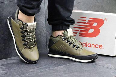 Кроссовки мужские оливковые New Balance 754 4111