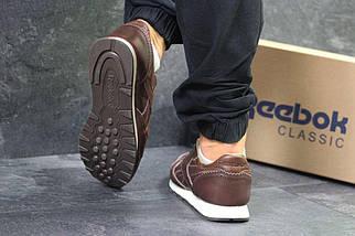 Кроссовки мужские светло коричневые Reebok 5982, фото 2