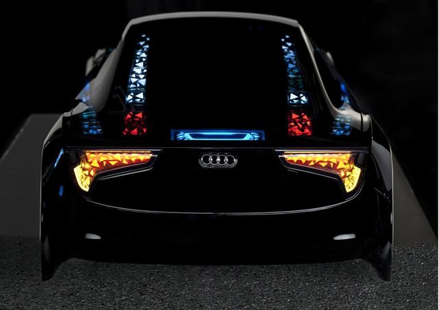 Освещение для автомобиля