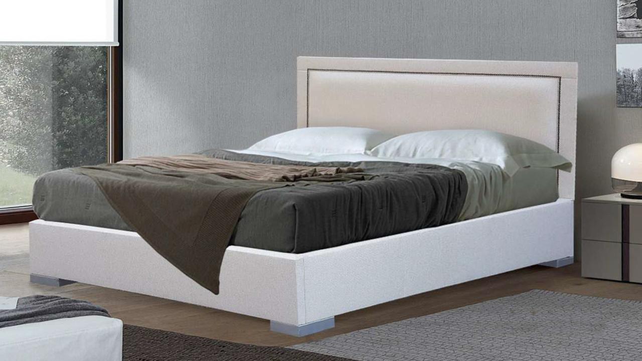 """Двоспальне ліжко """"Оксфорд"""" (з підйомним механізмом)"""
