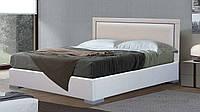 """Двоспальне ліжко """"Оксфорд"""" (з підйомним механізмом), фото 1"""