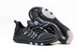 Кроссовки мужские черные Fila 5518, фото 2