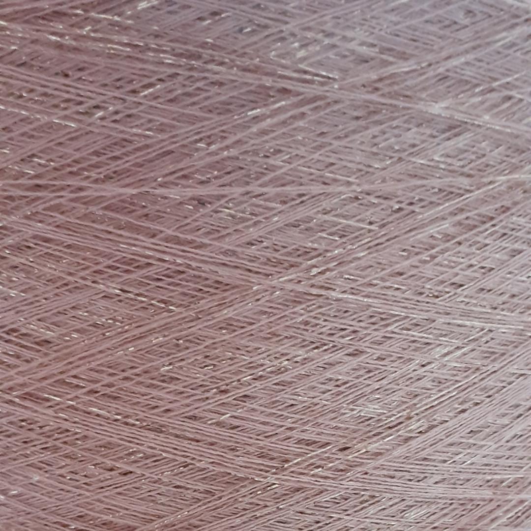 LUNAR люрекс на вискозе - бобинная пряжа для машинного и ручного вязания