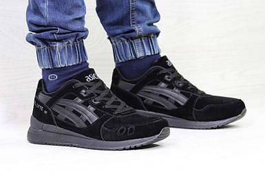 Мужские кроссовки Asics Gel Lyte iiI черные 3713
