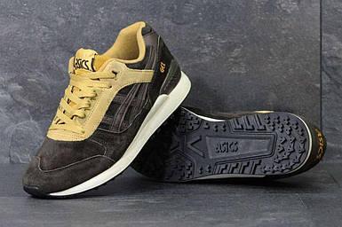 Мужские кроссовки Asics Gel-Lyte коричневые 3787