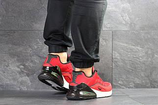 Мужские кроссовки красные Nike Air Max 95 Max 270 7579, фото 2