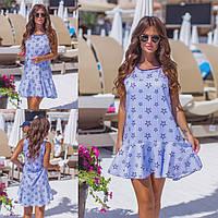Платье / тонкий хлопок / Украина 15-680, фото 1