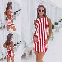 Платье / стрейч-котон / Украина 15-681, фото 1