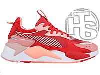 Женские кроссовки Puma RS-X Toys Bright Peach/Red 370750-07 37