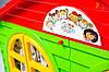 Детский пластиковый домик (Зелено-красный) 02550/3, фото 4