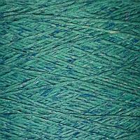55% хлопок , 10% вискоза, 35% акрил FESHION MILL бобинная пряжа для машинного и ручного вязания