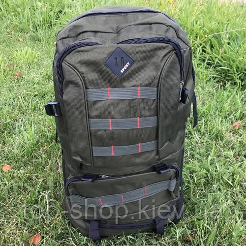 Рюкзак туристический 70 л для охоты и рыбалки