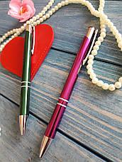 Ручка с гравировкой в футляре на подарок друзьям, фото 2