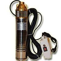 Вихревой насос H.World 4SKM-100 (0,75 квт, 2.4 куб. М/час) глубинный