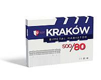 Радиатор KRAKOW 500x80 (500/76) биметаллический